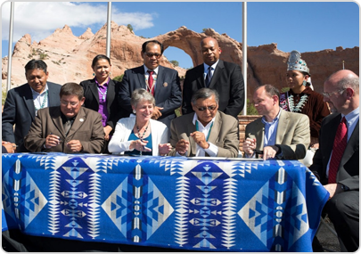 Tribal Government Relations Priority