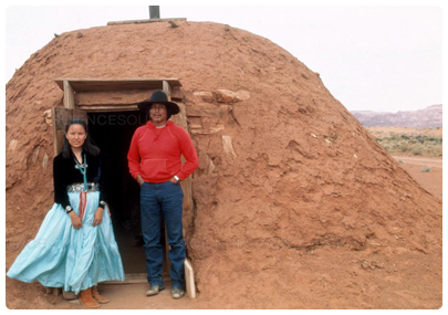 Native American Household